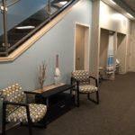 Dopps Chiropractic NW Stairwell