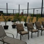 Dopps Chiropractic NW Rooftop Adjusting Area
